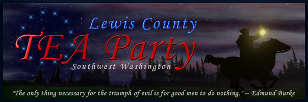 Lewis County Tea Party